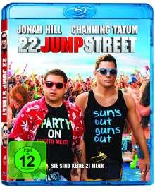 22 Jump Street (2014) (Blu-ray), Blu-ray Disc