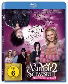 Die Vampirschwestern 2 (Blu-ray), Blu-ray Disc