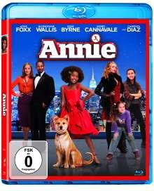 Annie (2014) (Blu-ray), Blu-ray Disc