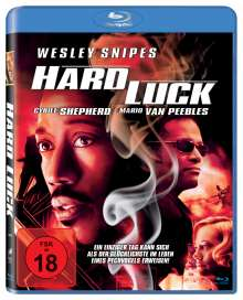 Hard Luck (Blu-ray), Blu-ray Disc