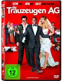 Die Trauzeugen AG, DVD