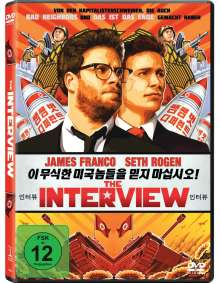The Interview, DVD