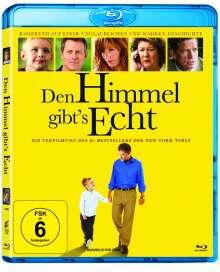 Den Himmel gibt's echt (Blu-ray), Blu-ray Disc