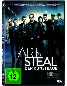 The Art of the Steal, DVD
