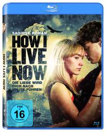 How I Live Now (Blu-ray), Blu-ray Disc