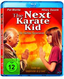 The Next Karate Kid (Blu-ray), Blu-ray Disc