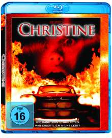 Christine (Blu-ray), Blu-ray Disc