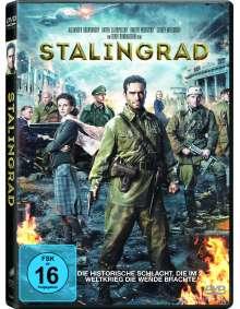 Stalingrad (2013), DVD