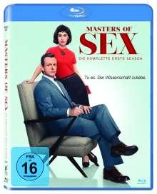 Masters of Sex Season 1 (Blu-ray), 4 Blu-ray Discs