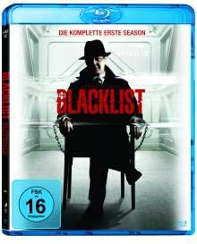 The Blacklist Season 1 (Blu-ray), 6 Blu-ray Discs
