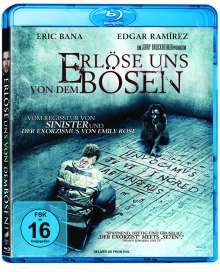 Erlöse uns von dem Bösen (Blu-ray), Blu-ray Disc