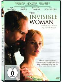 The Invisible Woman, DVD