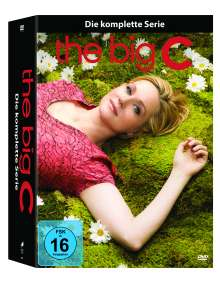 The Big C (Komplette Serie), 10 DVDs