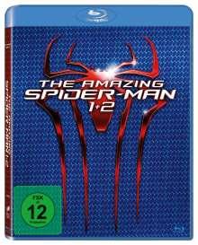 The Amazing Spider-Man 1 & 2 (Blu-ray), 2 Blu-ray Discs