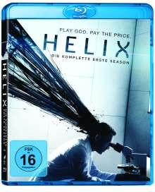 Helix Season 1 (Blu-ray), 3 Blu-ray Discs