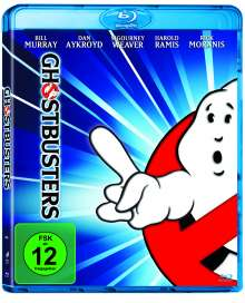 Ghostbusters 1 (Blu-ray), Blu-ray Disc