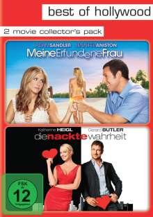 Meine erfundene Frau / Die nackte Wahrheit, 2 DVDs