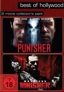 The Punisher / Punisher: War Zone, 2 DVDs
