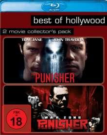 The Punisher / Punisher: War Zone (Blu-ray), 2 Blu-ray Discs