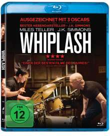 Whiplash (Blu-ray), Blu-ray Disc