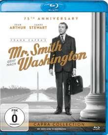 Mr. Smith geht nach Washington (Blu-ray), Blu-ray Disc