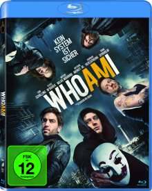 Who Am I (Blu-ray), Blu-ray Disc