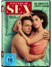 Masters of Sex Season 2, 4 DVDs