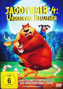 Jagdfieber 4, DVD