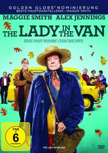 The Lady In The Van, DVD