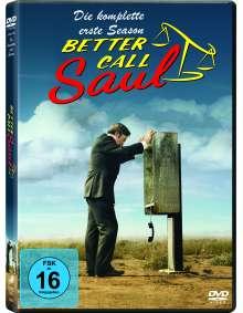 Better Call Saul Staffel 1, 3 DVDs