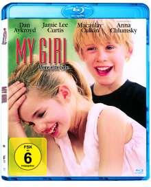 My Girl - Meine erste Liebe (Blu-ray), Blu-ray Disc