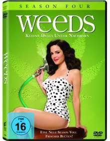 Weeds - Kleine Deals unter Nachbarn Season 4, 3 DVDs