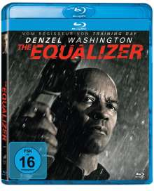 The Equalizer (Blu-ray), Blu-ray Disc