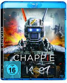 Chappie (Blu-ray), Blu-ray Disc