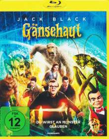 Gänsehaut (2015) (Blu-ray), Blu-ray Disc