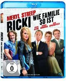 Ricki - Wie Familie so ist (Blu-ray), Blu-ray Disc
