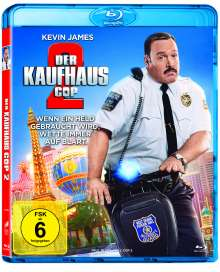 Der Kaufhaus Cop 2 (Blu-ray Mastered in 4K), Blu-ray Disc