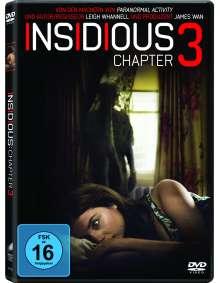 Insidious: Chapter 3, DVD