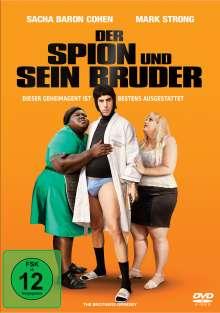 Der Spion und sein Bruder, DVD