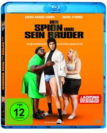 Der Spion und sein Bruder (Blu-ray), Blu-ray Disc