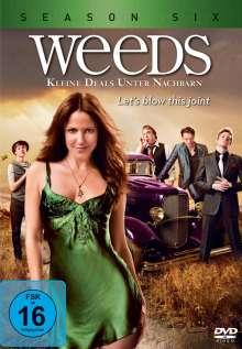 Weeds - Kleine Deals unter Nachbarn Season 6, 3 DVDs