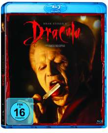 Dracula (1992) (Deluxe Edition) (Blu-ray Mastered in 4K), Blu-ray Disc