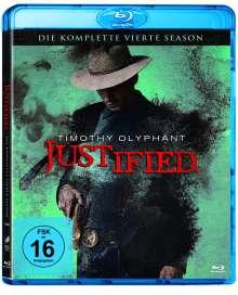 Justified Season 4 (Blu-ray), 3 Blu-ray Discs