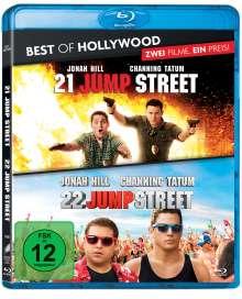 21 Jump Street / 22 Jump Street (Blu-ray), 2 Blu-ray Discs