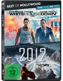 White House Down / 2012, 2 DVDs