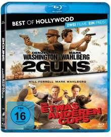 2 Guns / Die etwas anderen Cops (Blu-ray), 2 Blu-ray Discs
