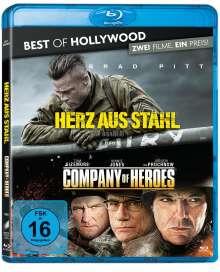 Herz aus Stahl / Company of Heroes (Blu-ray), 2 Blu-ray Discs