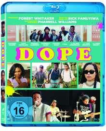 Dope (Blu-ray), Blu-ray Disc