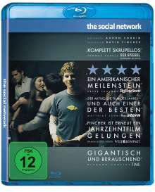 The Social Network (Blu-ray), Blu-ray Disc