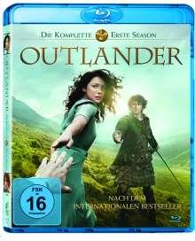 Outlander Staffel 1 (Blu-ray), 5 Blu-ray Discs